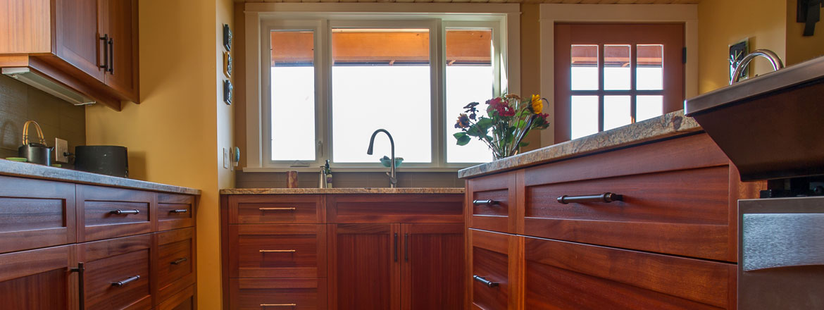 custom kitchen millwork and design