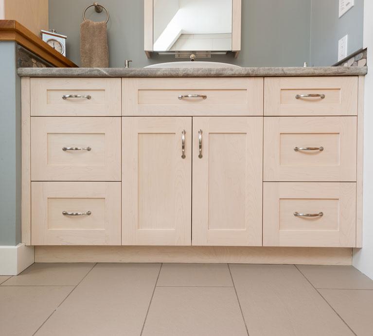 Elegant Amp Classic Bathroom T Russell Millwork Ltd