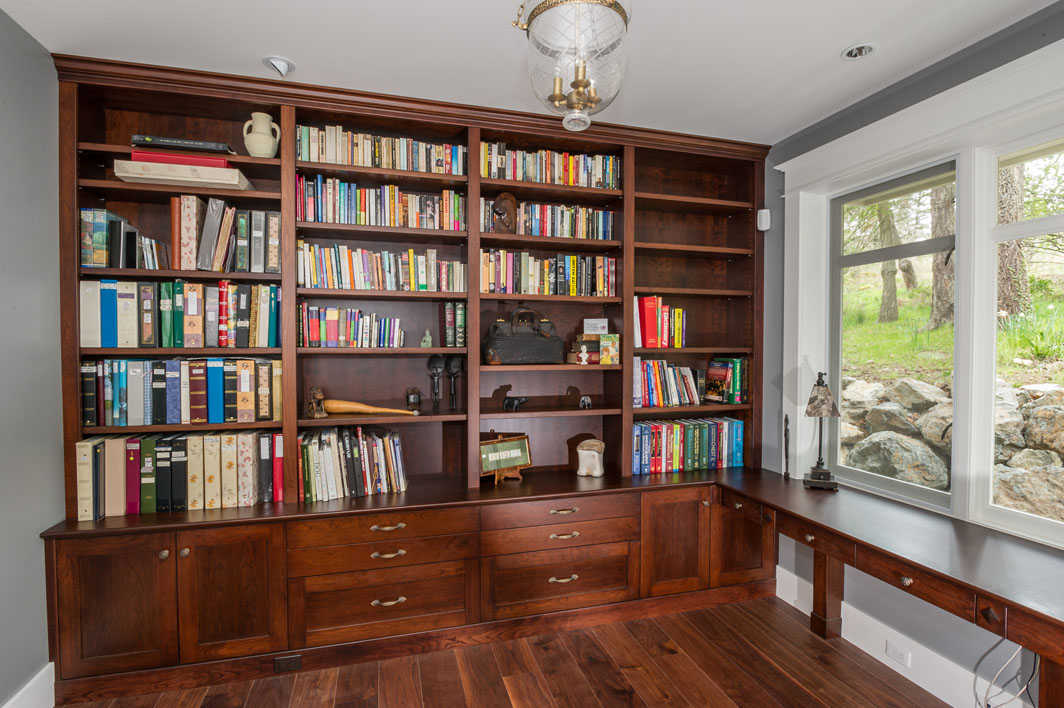 Home Office Bookcase and Storage